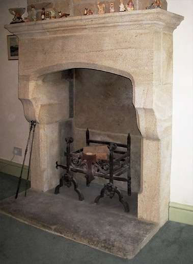 Erringden Fireplace