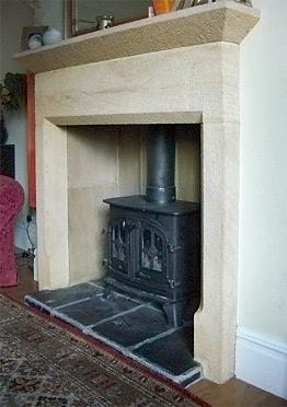 Stonemason Co Uk Yorkshire Fireplace